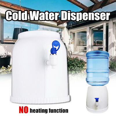 New Portable Mini Table Top Countertop Bottle Water Cooler Dispenser Home Office