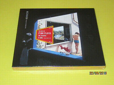 Pink Floyd - Echoes ( The Best Of ) 2Cd - Emi 7243 5,Sigillato,Slipcase,2001 Eu