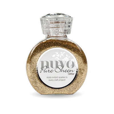 TONIC NUVO Embellishment Mousse PURE PLATINUM INDIAN GOLD OR MOTHER OF PEARL7gm