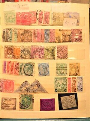 Fantastic Mix of over 600 older GB & British Commonwealth stamps - some valuable