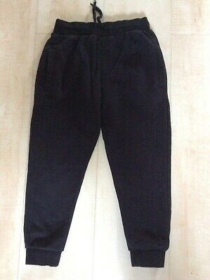 Next Child Jogging Bottoms Black Age 6yrd Used