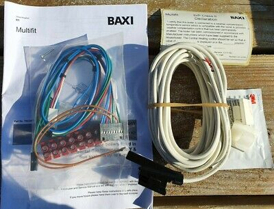 Baxi  Multifit Ifos In Flue Outdoor Sensor Combi Kit 7683084 With Harnes