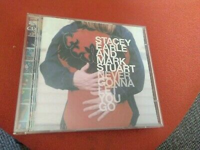 Stacey Earle and Mark Stuart -Never Gonna Let You Go 2-CD Like New