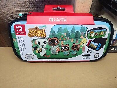 Animal Crossing New Horizons Nintendo Switch Deluxe Travel Case STANDARD OR LITE