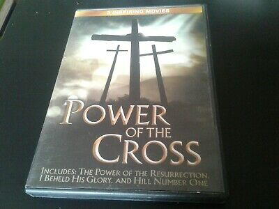 Power Of The Cross DVD 3 Inspiring Movies 2007