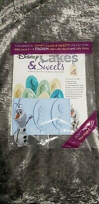 Disney cakes and sweets magazines issue 4