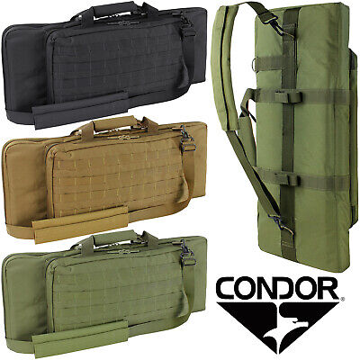 Condor 150 Tactical MOLLE PALS Modular Compact Rifle Carry Case w/ Strap - 28""
