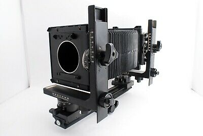 """""""EXC +4"""" Horseman 4x5 45L 45 L Large Format Camera Body from Japan 3820"""
