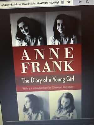 Anne Frank: The Diary of a Young Girl Mass Market 🅿️DF E-B0K