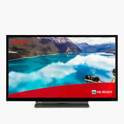 Toshiba 24WD3A63DB 24 Inch Smart HD Ready LED TV/DVD Combi Freeview HD