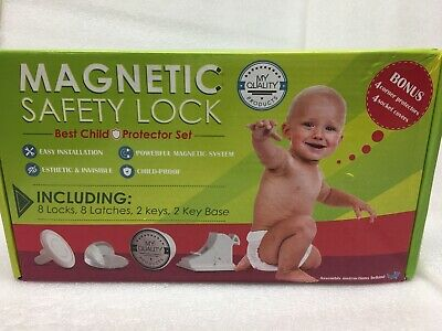 My Quality Products magnetic safety locks