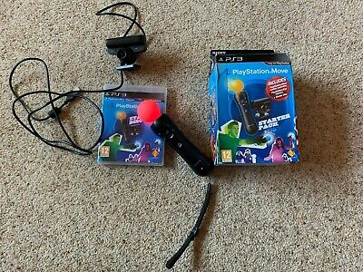 Ps3 sony playstation 3 motion move controller wireless, Game + Camera PS4
