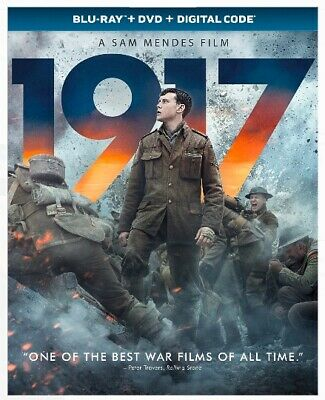 1917 (Digital HD Copy, No DVD or Blu-ray discs) Please Read...
