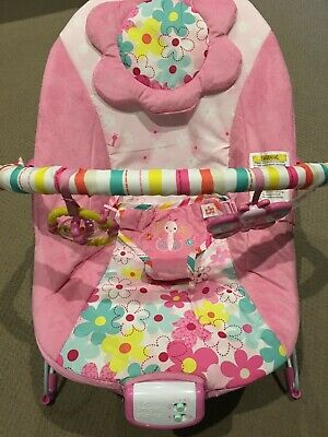 Bright Starts Butterfly Cutout Bouncer
