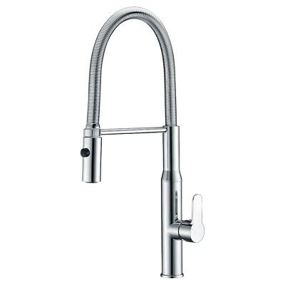 Watermark 550mm High Sink Mixer Taps and Rinse Jets