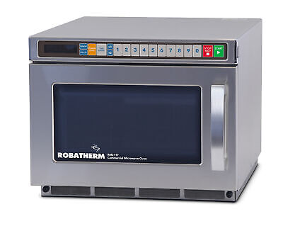 Robatherm Heavy Duty Commercial Microwave - USB Programmable