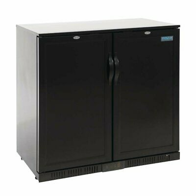 Polar G-Series Back Bar Cooler with Solid Doors 208Ltr