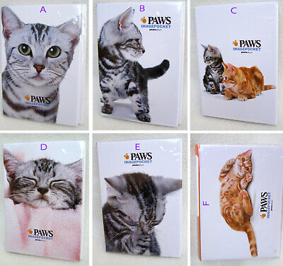 Paws photo album (holds 40 photos measuring 10cm x 15cm)