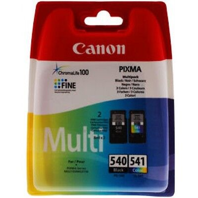 Canon Originali Pg540 Cl541 Per  Mx535 <Mx370 Mg4140, Mx395 Mg4250