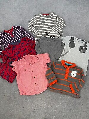 Boys Bundle Next Top Hoodies T Shirts  Age 18-24 Months Vgc