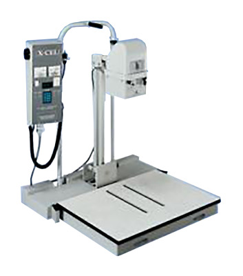 podiatry x-ray  space saver and low profile stand