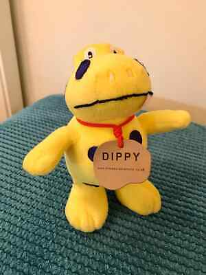 "Dippy soft toy dinosaur sewing pattern by pcbangles 10/"" diplodocus dinosaur"