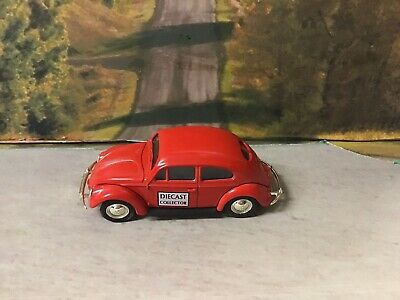 lledo Days Gone Red Beetle Special Diecast Collector Edition