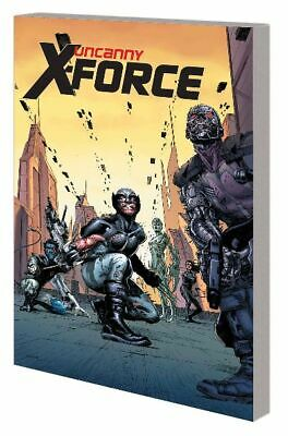 Uncanny X-Force By Remender Comp Coll Tp (Marvel) Vol 02
