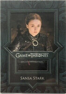 VR14 Costume Card, Sansa Stark's Dress, Game of Thrones Season 8