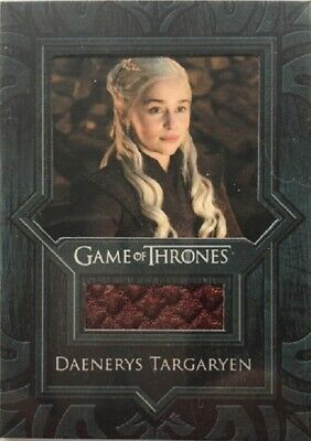 VR15 Costume Card, Daenerys Targaryen's Dress, Game of Thrones Season 8