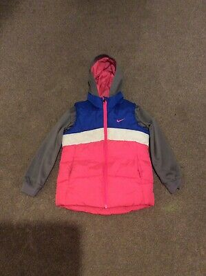 Girls Nike Coat Age 6