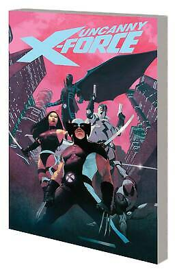 Uncanny X-Force By Remender Comp Coll Tp (Marvel) Vol 01