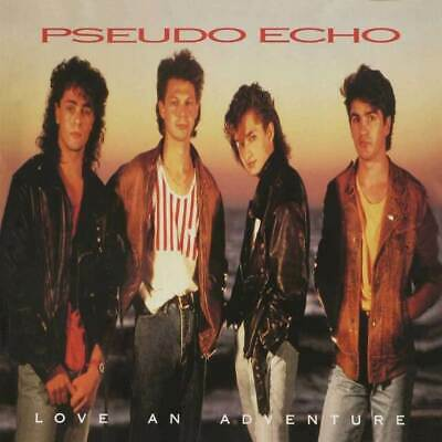 Pseudo Echo - Love An Adventure CD (RCA/1987)