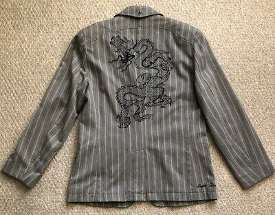 Mens English Laundry Christopher Wicks Dragon Sport Coat Blazer Sz. XL