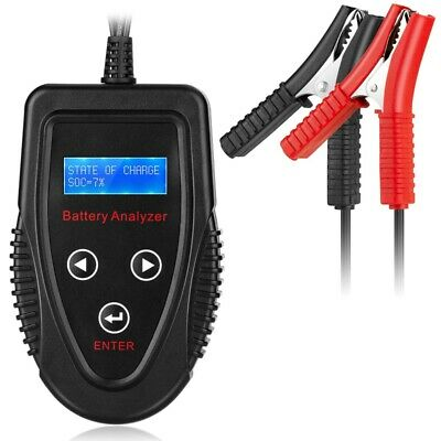 Professional 12V 20-1200 CCA 220AH Automotive Load Battery Tester Digital A G5A2