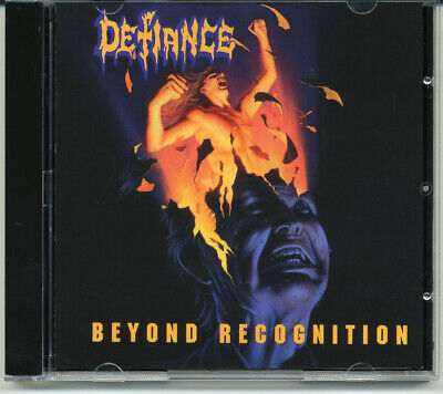 """Defiance """"Beyond Recognition"""" 1992, CD"""