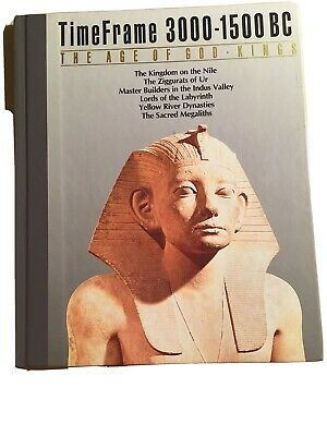 The Age Of God Kings Time Frame 3000-1500 BC by Time-Life History Ancient Egypt