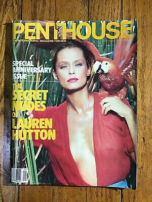 Vintage September 1986 PENTHOUSE Magazine