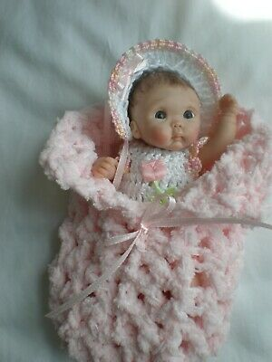 Cute Outfit  For 5 Inch  Polymer Clay  Doll Or Other Dolls Of Similar Size