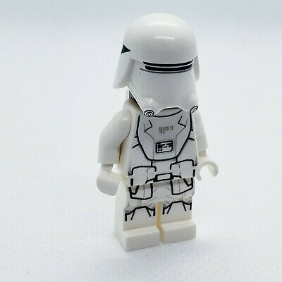 AUTHENTIC LEGO STAR WARS 75249 LEGO FIRST ORDER SNOWTROOPER WITH CAPE