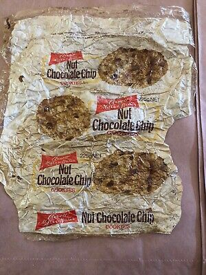 Arnott Mills & Wares Nut Chocolate Chip Cookies Packet Old Shop Deli Product