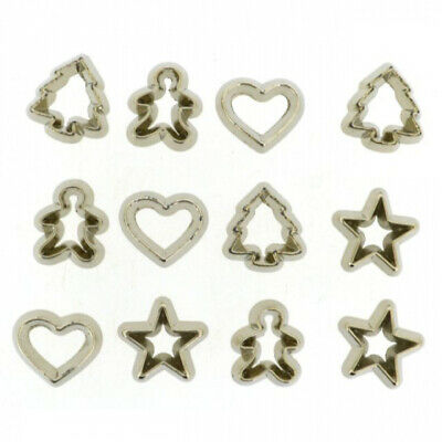 Dress it Up Buttons - Mini Cookie Cutters