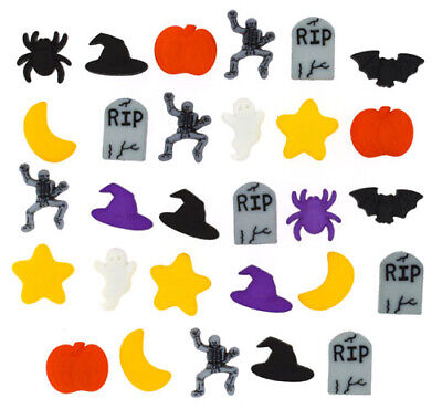 Dress it Up Buttons - Fright Night
