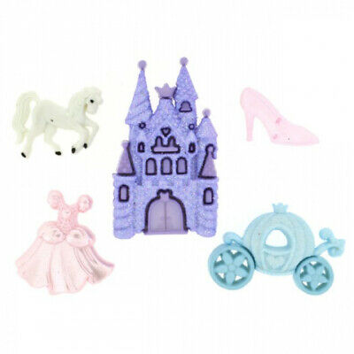 Dress it Up Buttons - Happily Ever After