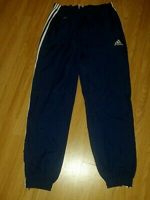 Mens Adidas Tracksuit Bottoms Size 42/44