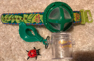 Insect Lore Watch A Bug & Clip On Critter Carrier