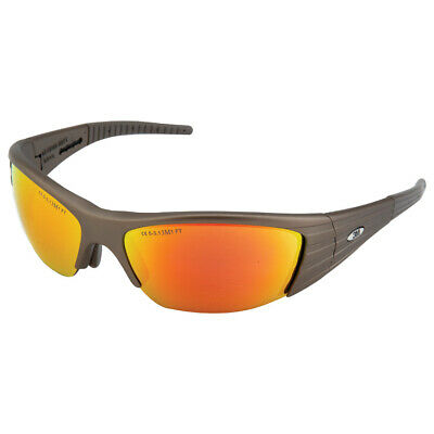Peltor Fuel X2 Series Premium Eye Protection Safety Glasses - Red Mirror