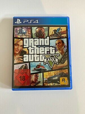 Grand Theft Auto V  PS4 GTA 5 Sony PlayStation 4 GTA5