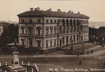 Treasury Buildings, Melbourne, Victoria - Vintage Reproduction Photograph