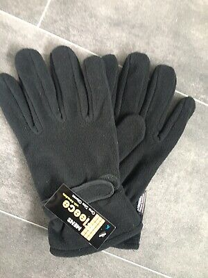 Suprafleece Thinsulate Winter Gloves Retro Warm Ladies Mens Insulated Fleece
